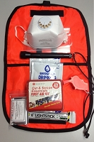 Personal Evacuation Kit 1  (PEK1)