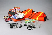 Snowmobiler's Safety Kit