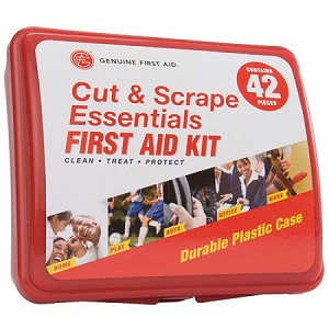 First Aid Kit (42pc)