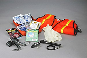 Biker's Safety Kit