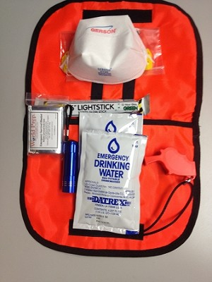 Personal Evacuation Kit 2 (PEK2)