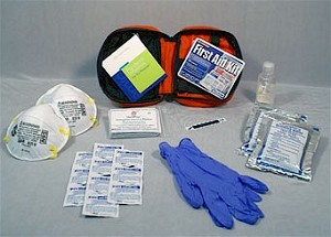 Pandemic Flu Kit - Premium
